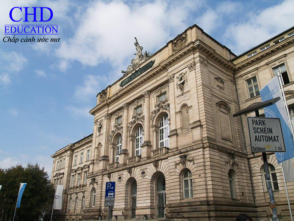 Studying in Germany with Wurzburg University