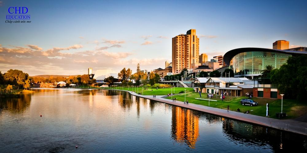 CHD-thành phố du học Úc