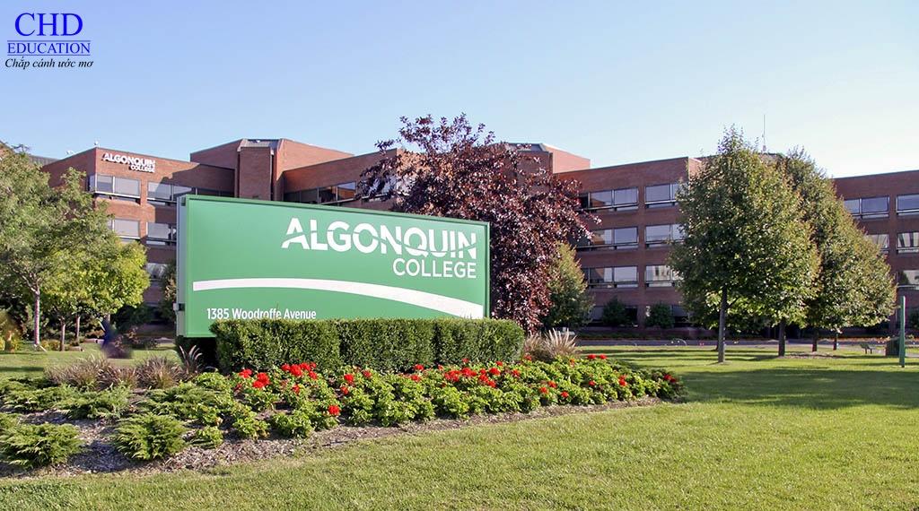 Săn học bổng du học Canada 2016 tại trường Cao Đẳng Algonquin