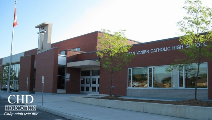 Học khu Comox Valley School District, Canada