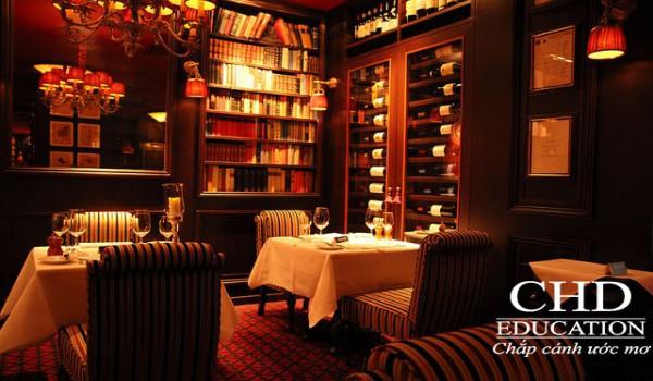 Khám phá ẩm thực Paris tại nhà hàng Zarges Restaurant