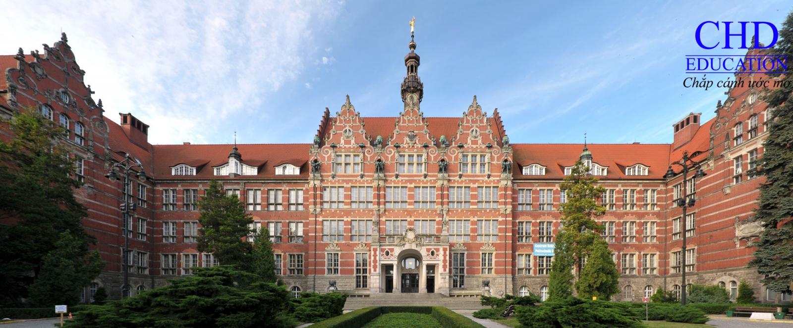 Du học Ba Lan tại trường đại học Gdansk