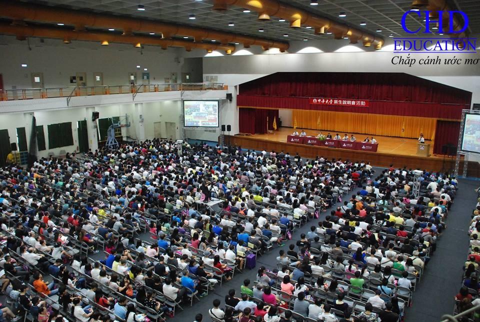 Hội trường Đại học Chung Hua