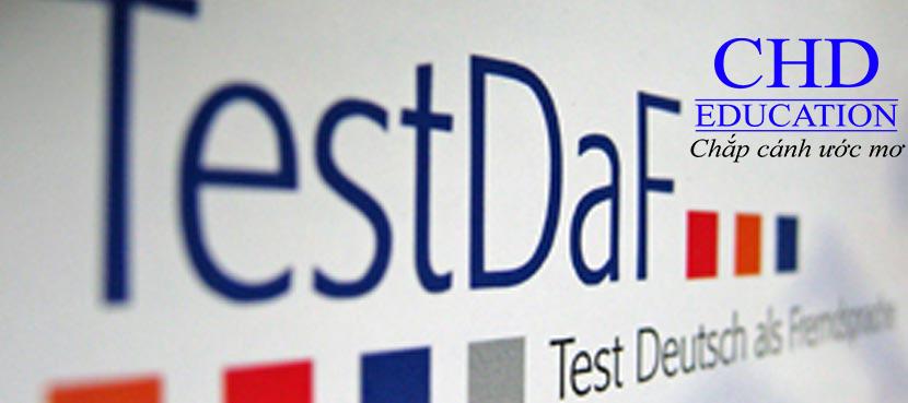 Du học Đức - Chứng chỉ TestDaf