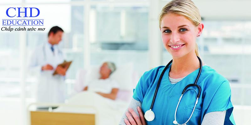CHD chắp cánh ước mơ Du học Đức ngành điều dưỡng