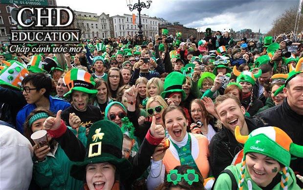 lễ hội tại Ireland