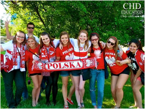 Lời khuyên cho du học sinh đi du học Ba Lan