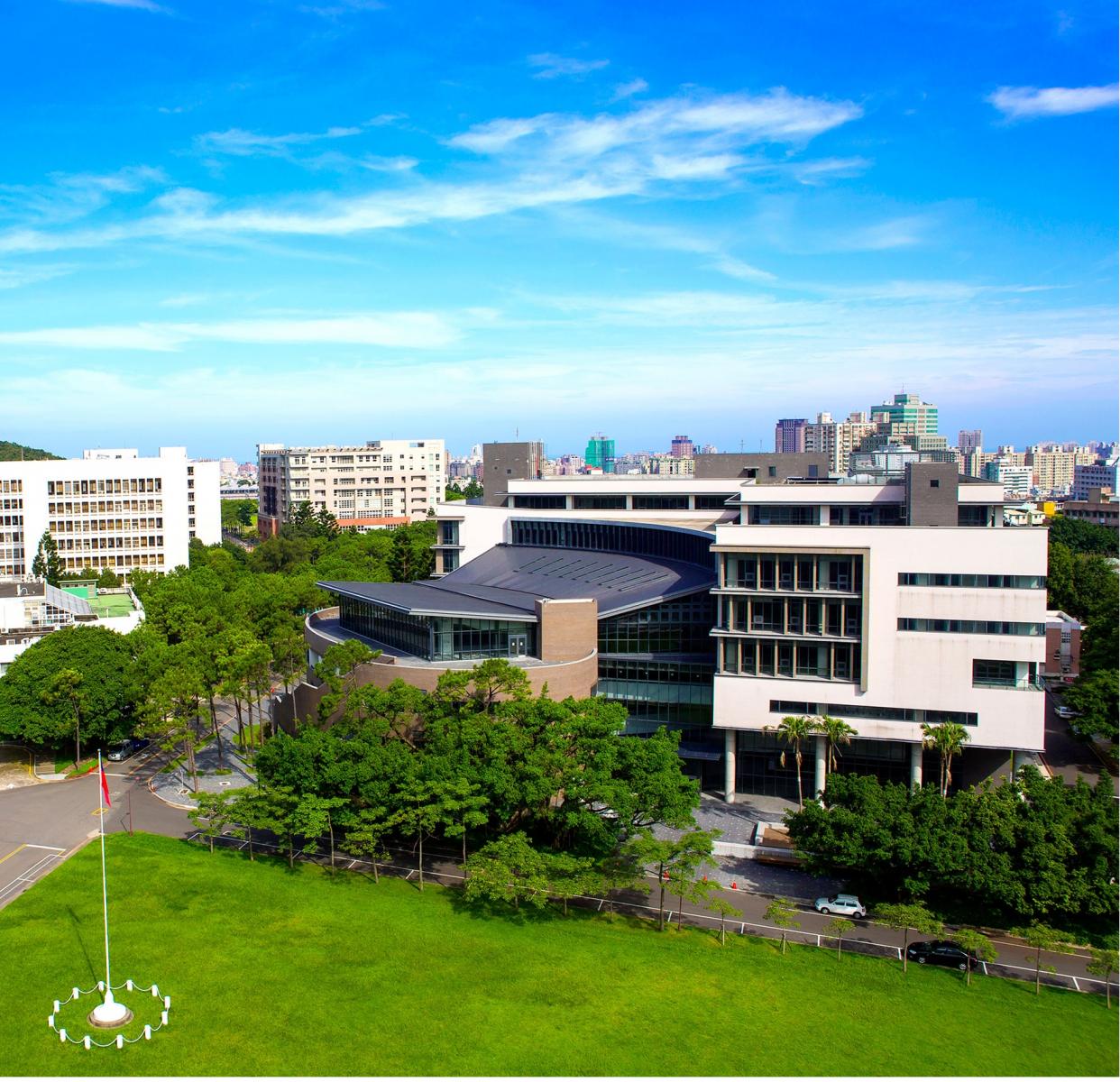 5 trường đại học tốt nhất tại Đài Loan