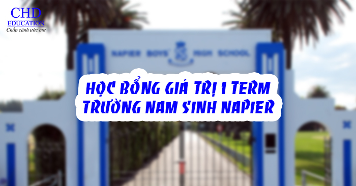 Trường trung học Nam sinh Napier New Zealand