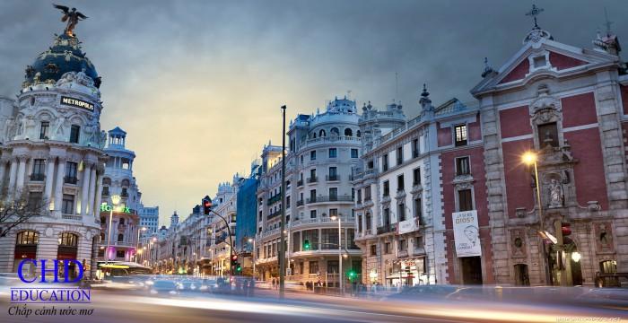 10 địa điểm không thể bỏ lỡ khi tới du học Tây Ban Nha