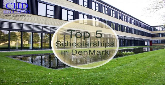5 học bổng hàng đầu tại Đan Mạch cho sinh viên quốc tế