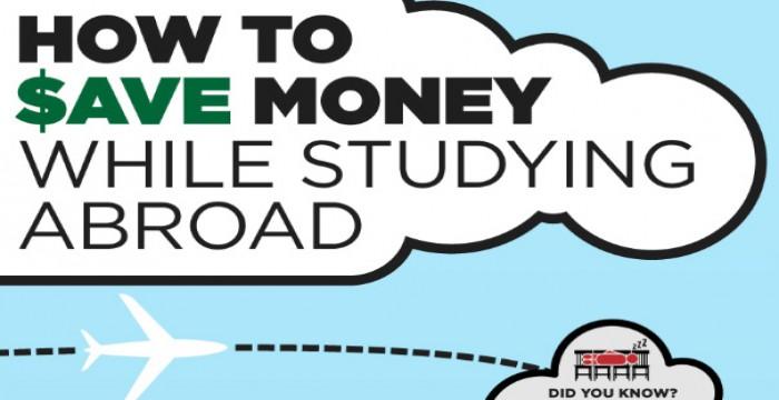 6 Giải pháp giúp bạn tiết kiệm chi phí khi đi du học