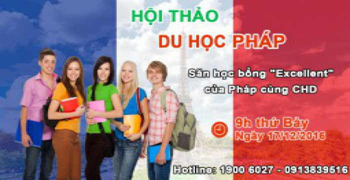 Admission news for students to study abroad in France