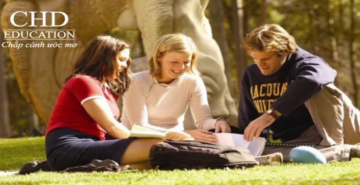 Cần chuẩn bị tiếng Đức khi du học Áo