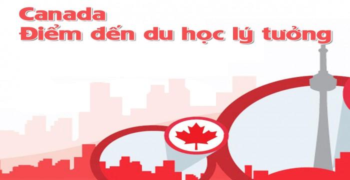 Canada - Điểm đến du học lý tưởng