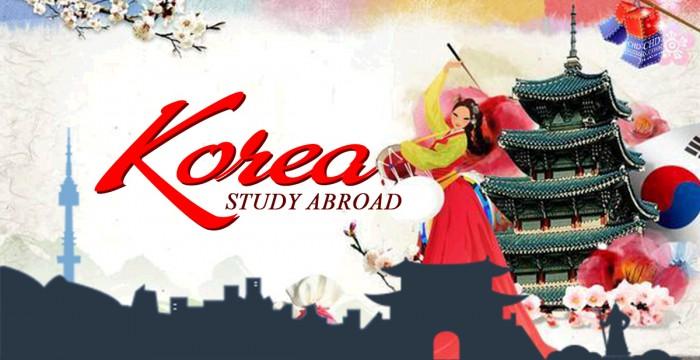 Cập nhập điều kiện du học Hàn Quốc 2019