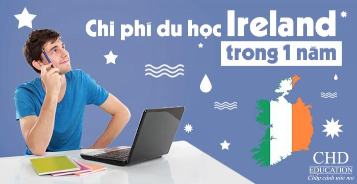 CHI PHÍ DU HỌC IRELAND TRONG MỘT NĂM