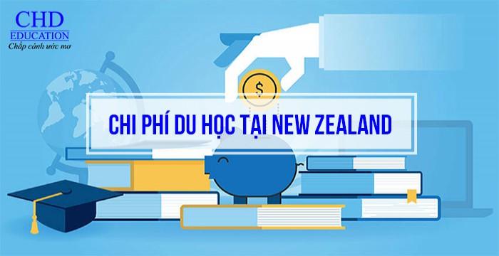 CHI PHÍ DU HỌC TẠI NEW ZEALAND