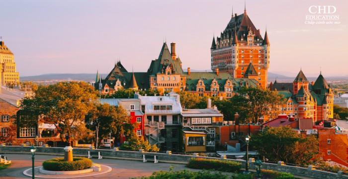 Chọn vùng nào khi đi du học Canada