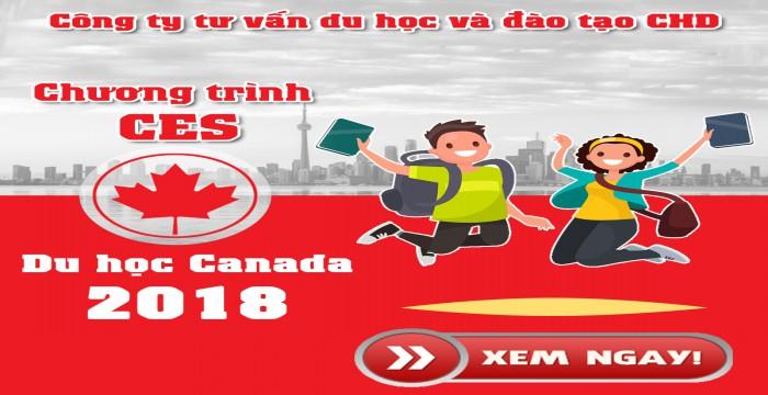 Chương trình CES - Visa du học Canada nhanh nhất
