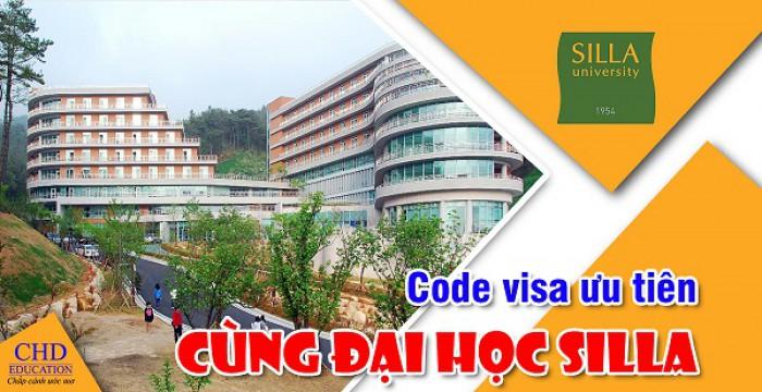 Code Visa Ưu Tiên Cùng Đại Học Silla