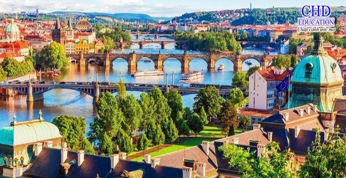 Cộng hòa Séc- Những nét văn hóa độc đáo