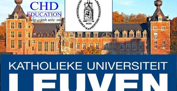 """Cùng CHD """"săn"""" học bổng Bỉ chương trình thạc sĩ năm 2017"""