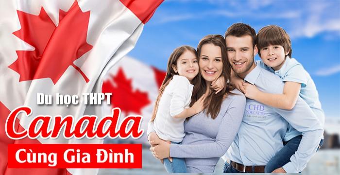 CÙNG CON ĐI DU HỌC CANADA BẬC THPT, TẠI SAO KHÔNG?