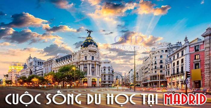 CUỘC SỐNG DU HỌC TẠI MADRID