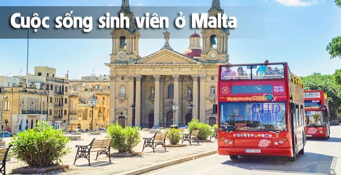 CUỘC SỐNG SINH VIÊN Ở MALTA