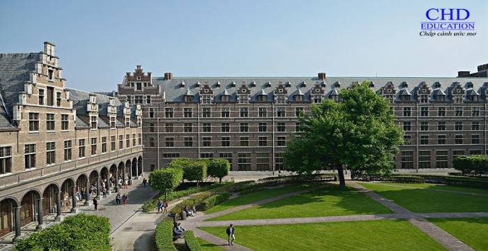 Đại Học Antwerp- Một Trong Những Trường Đại Học Hàng Đầu Tại Bỉ