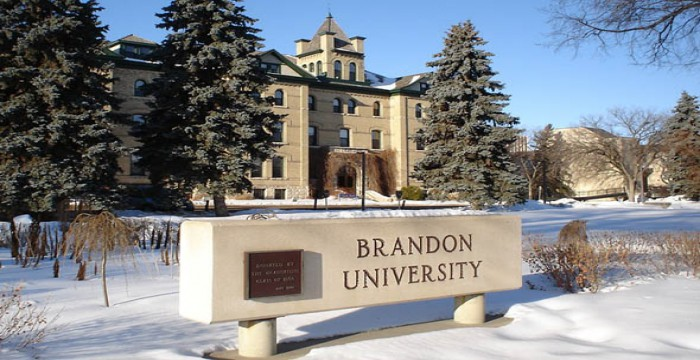 Đại học Brandon – Du học Canada