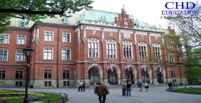Đại học Jagiellonian - Ba Lan