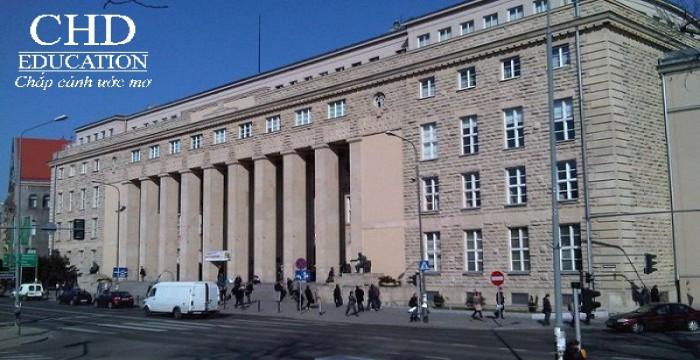 Đại học kinh tế Poznan - Du học Ba Lan