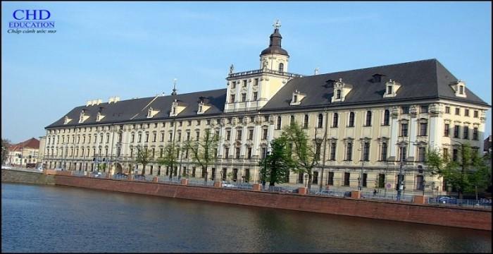 Đại học kinh tế Wroclaw – Du học Ba Lan