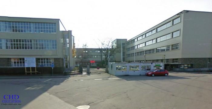 Đại học Lucia de Brouckere