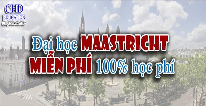 Đại học Maastricht– Miễn phí 100% học phí