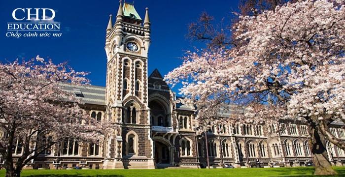 ĐẠI HỌC OTAGO - ĐẠI HỌC ĐẦU TIỀN CỦA NEW ZEALAND