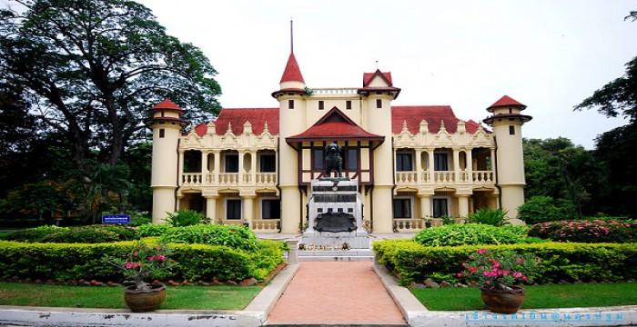Đại học Silpakorn - Trường đại học mỹ thuật hàng đầu tại Thái Lan