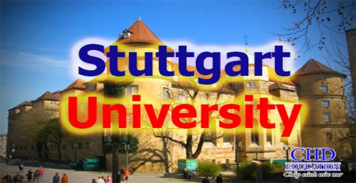 Đại học Stuttgart - Trường đào tạo kĩ thuật công nghệ hàng đầu nước Đức