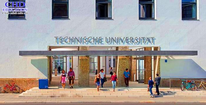 Đại học tổng hợp kĩ thuật Munchen - Technische Universität München