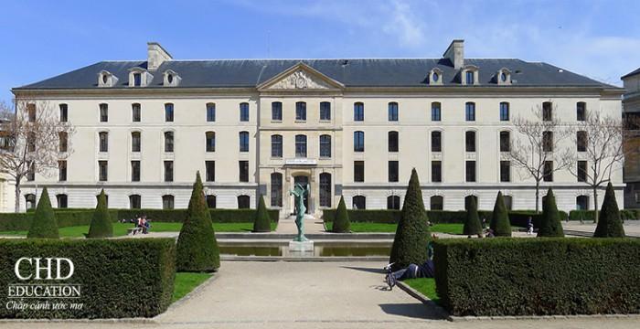 Danh sách các trường đại học công lập tại Pháp