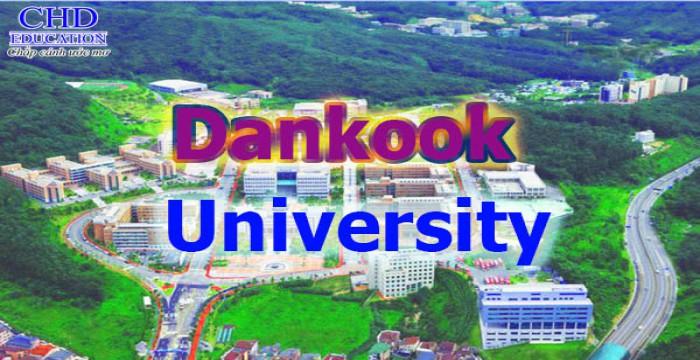 Dankook University - Trường Code Visa Top 1%