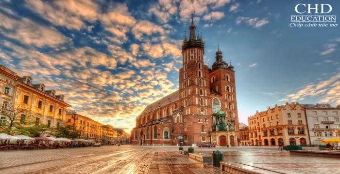 Điều kiện du học Ba Lan 2019