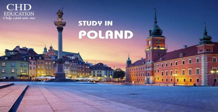 Điều kiện du học Ba Lan bạn cần biết khi chuẩn bị hồ sơ