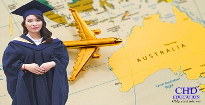 Điều kiện du học Úc 2018