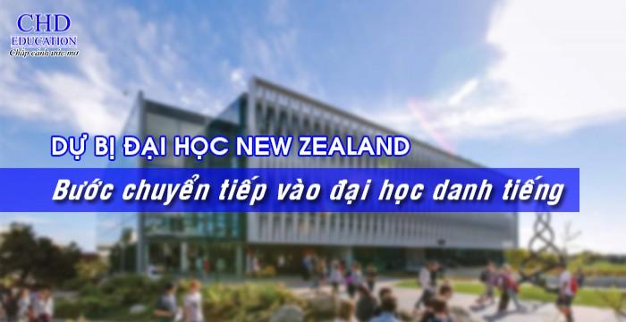 DỰ BỊ ĐẠI HỌC NEW ZEALAND: BƯỚC CHUYỂN TIẾP VÀO ĐẠI HỌC DANH TIẾNG