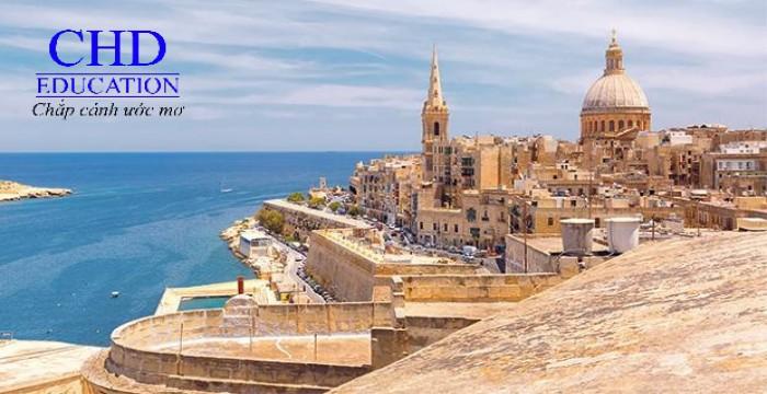 Du học 2018 với đất nước xinh đẹp Malta