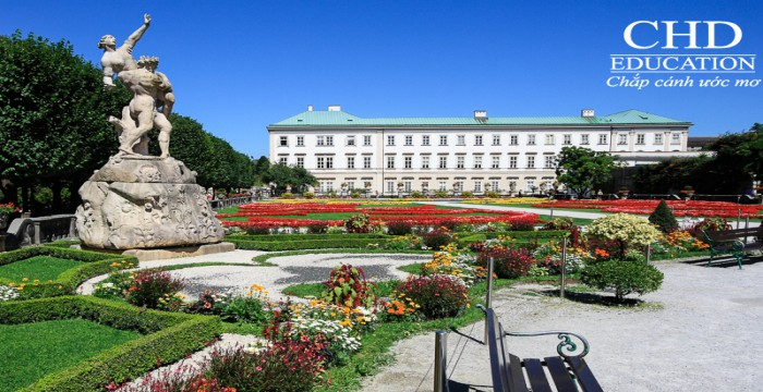Du học Áo – Khám phá địa điểm du lịch Áo