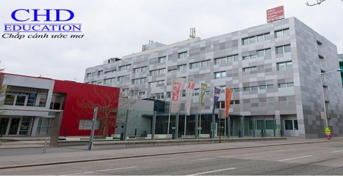 Du học Áo với trường Đại học khoa học ứng dụng WKW Vienna